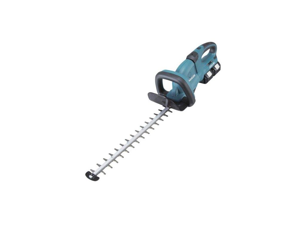 MAKITA DUH551ZX3D Akumulátorové nůžky na živý plot