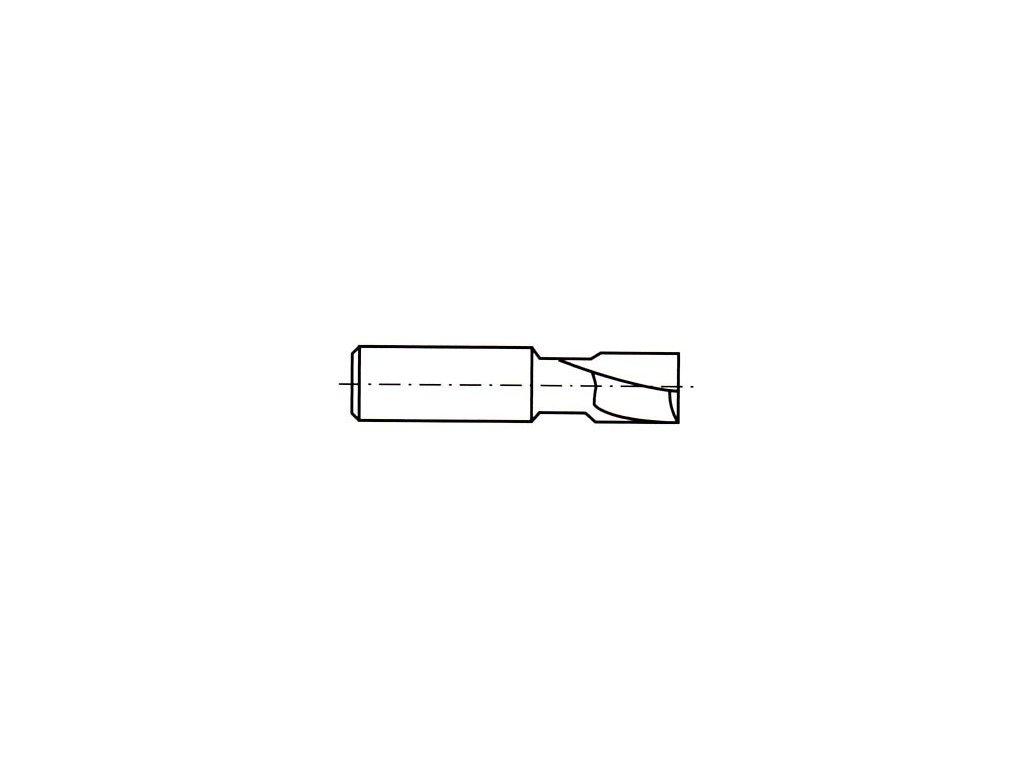 PROXXON Sada stopkových fréz 2 - 5mm.(24610)  SERVIS EXCLUSIVE