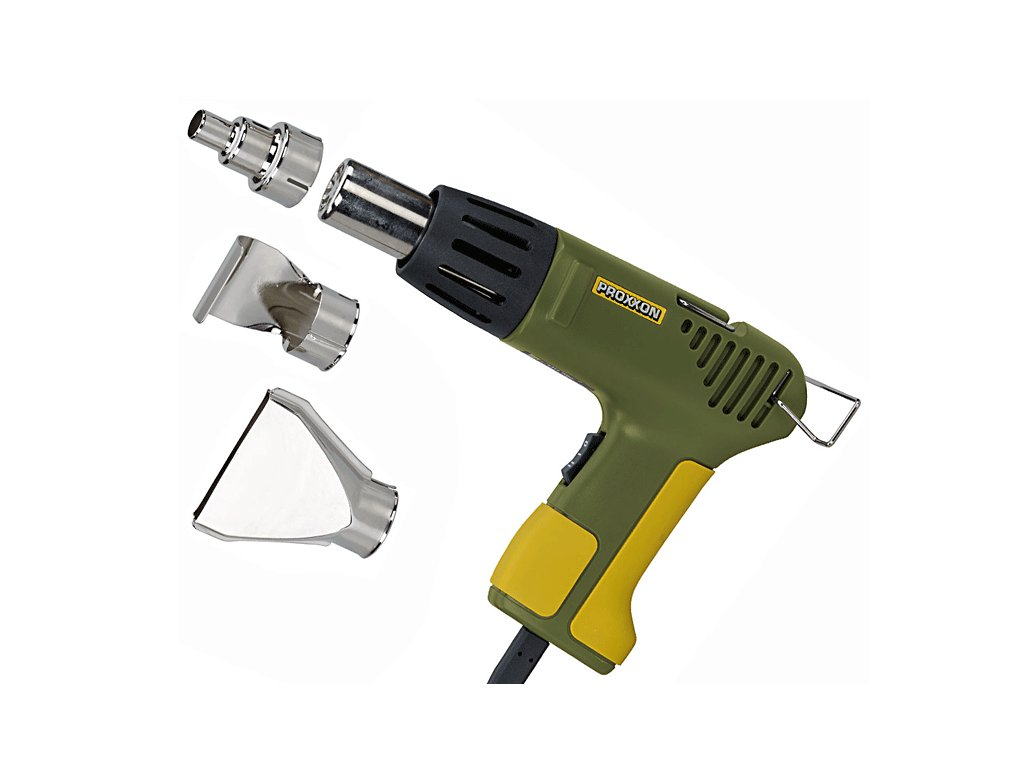 PROXXON MH 550 Horkovzdušná pistole 27130  SERVIS EXCLUSIVE
