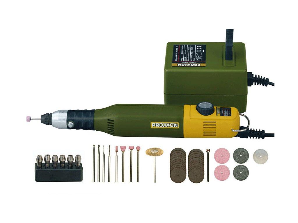 PROXXON MICROMOT 50/E Modelářská vrtací a frézovací sada 28515  SERVIS EXCLUSIVE