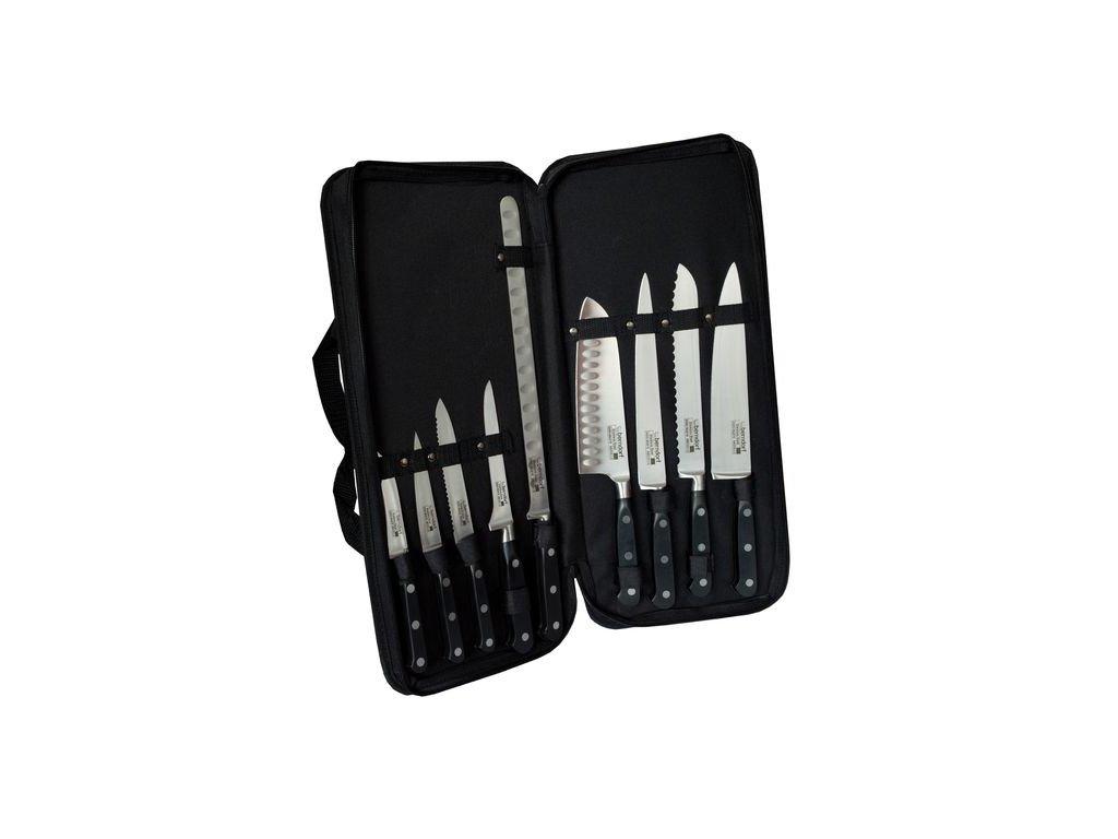 Berndorf souprava nožů v pouzdře 9 dílná