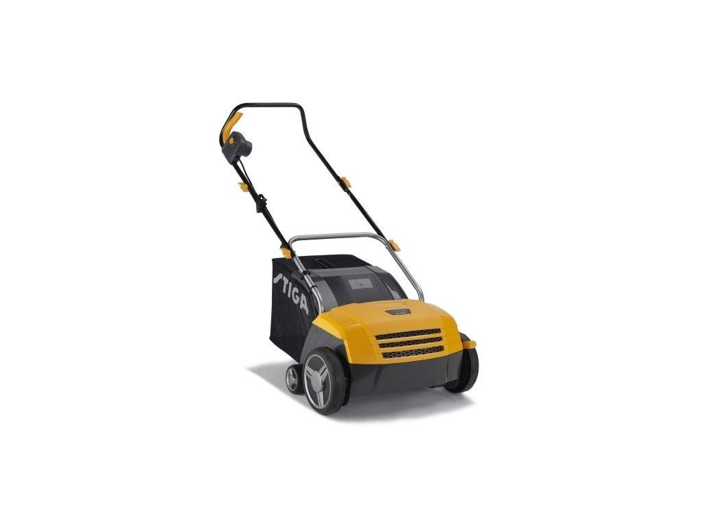 STIGA SV 213 E Elektrický prořezávač trávníku a odmechovač  SERVIS EXCLUSIVE + VOUCHER - slevový kupón