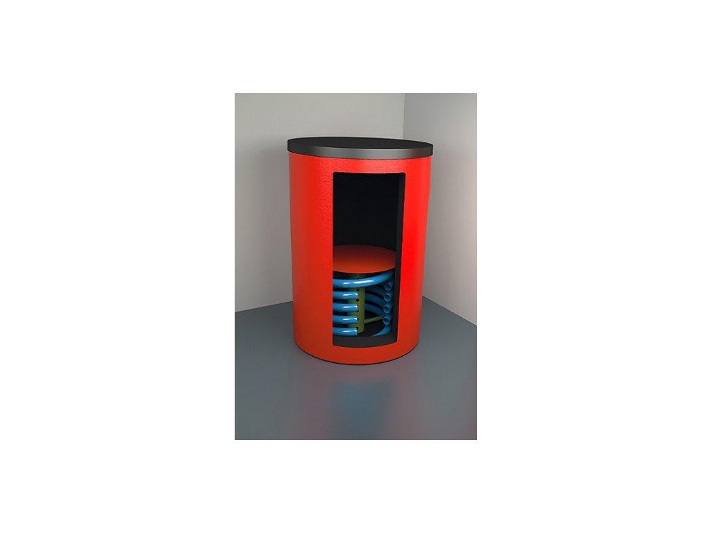 Stratifikační akumulační nádrž SS 1000 (izolace v ceně)