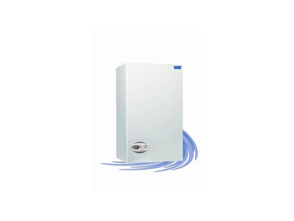 Nástěnný plynový kondenzační kotel ATTACK KST PLUS
