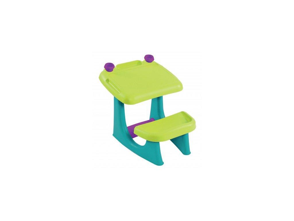 SIT & DRAW STOLEK zelená + modrá