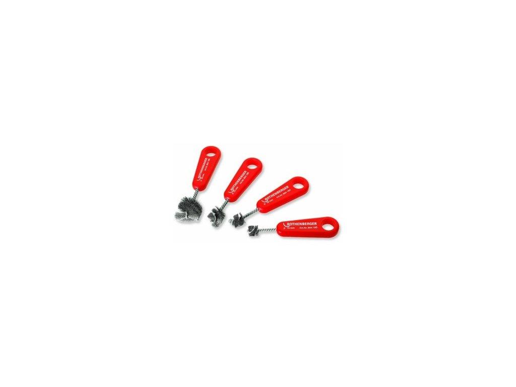 ROTHENBERGER Kartáčky na vnitřní čištění trubek pr. 18 mm