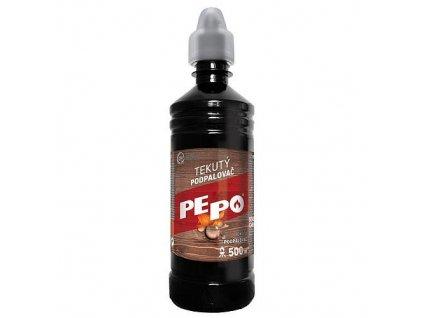 Podpalovač PE-PO®, tekutý, 500 ml