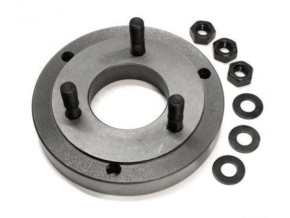 Příruba pro sklíčidlo 125 mm pro TU 2404/2406 (3 otvory)