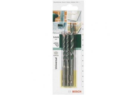 Sada univerzálních vrtáků SDS-QUICK pro Bosch Uneo