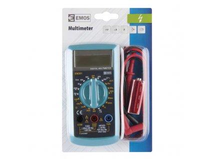 Merací prístroj - multimeter EM39  + VOUCHER - slevový kupón