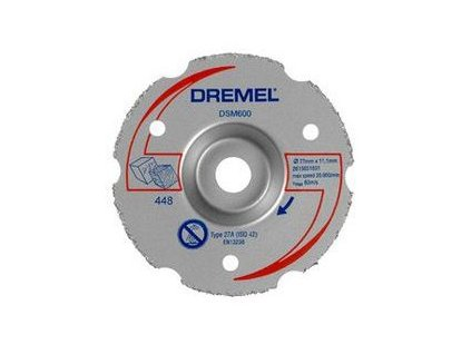 Dremel DSM600 - 77mm