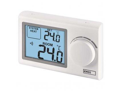 Izbový bezdrôtový termostat P5614  + VOUCHER - slevový kupón