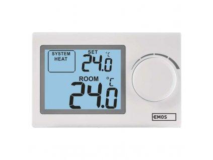 Izbový termostat P5604  + VOUCHER - slevový kupón