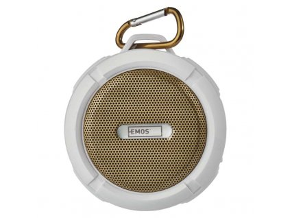 Soundbox EMOS FREESTYLER, zlatý