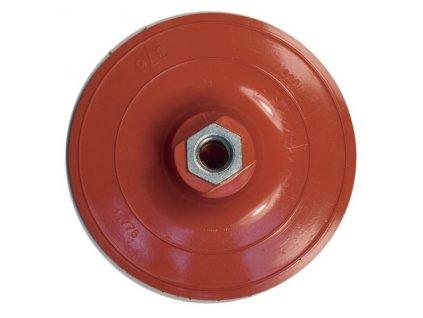 MAKITA gumová deska se suchým zipem 120mm