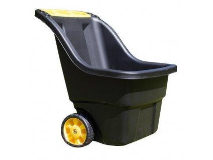 Vozik Keter® SUPER PRO 150L, 68,5x73x91,5 cm, čierny