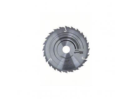 bosch pilovy kotouc speedline wood professional 2608640801