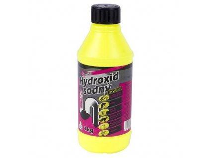 Hydroxid sodný, na odpad, Mikrogranule 1 kg