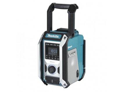 MAKITA DMR114 Akumulátorové rádio, Bez akumulátoru a nabíječky  SERVIS EXCLUSIVE | Rozšíření záruky na 3 roky zdarma