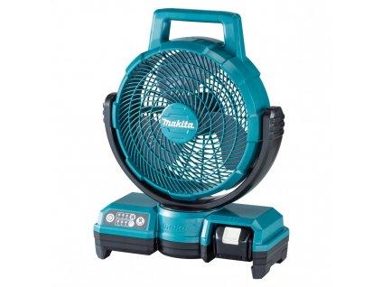 MAKITA DCF203Z Akumulátorový ventilátor, Bez akumulátory a nabíječky  SERVIS EXCLUSIVE | Rozšíření záruky na 3 roky zdarma