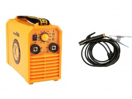 OMICRON GAMA 166 svářecí inventor + kabely 3m-16  + SERVIS EXCLUSIVE