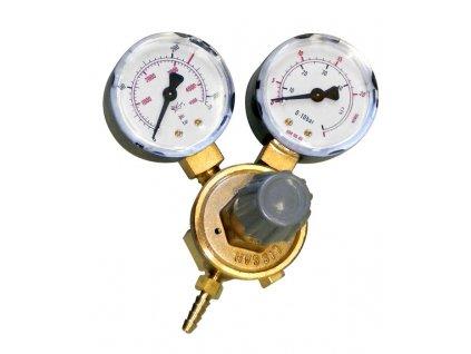 Redukční ventil argon/CO2, ø 50 mm