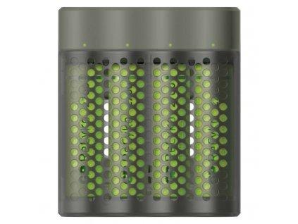 GP nabíjačka batérií Speed M451 + 4AA ReCyko 2700
