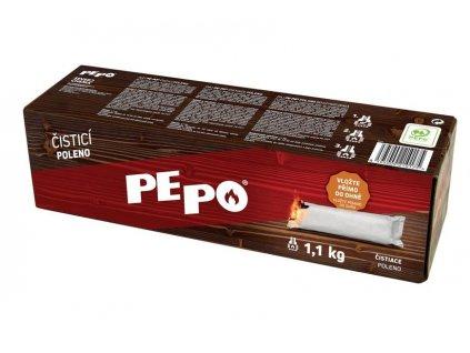 Poleno PE-PO®, čistiace, 1,1kg + 2 podpaľače