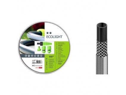 "Hadica Cellfast Ecolight 1/2"", L-20 m, pištoľ, spojky"
