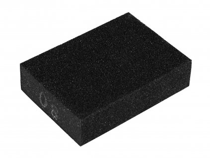 Špongia brúsna 4-stranná, 98x68x25mm P60