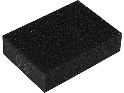 Špongia brúsna 4-stranná, 98x68x25mm P120