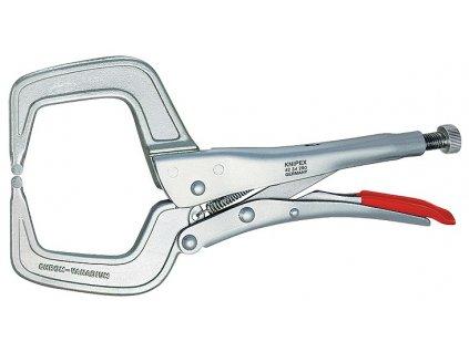 Knipex Samosvorné kleště s pákovým mechanizmem pro svařování 280