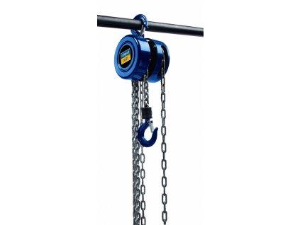 SCHEPPACH CB 01 WOODSTER Řetězový kladkostroj ruční