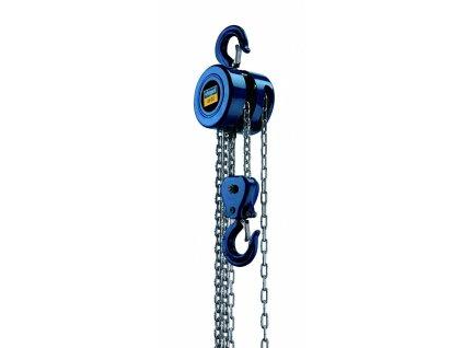 SCHEPPACH CB 02 WOODSTER Řetězový kladkostroj ruční