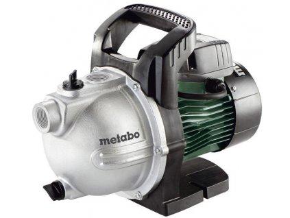 METABO P 4000 G Zahradní čerpadlo  Rozšíření záruky na 3 roky zdarma.