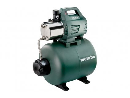 METABO HWW 6000/50 Inox Domácí vodárna - 50 l  Rozšíření záruky na 3 roky zdarma.