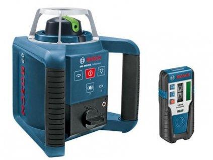 BOSCH Stavební rotační laser GRL 300 HVG Set Professional