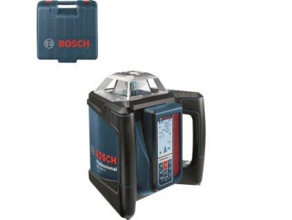 Bosch GRL 500 H Professional a LR 50 Rotační laser
