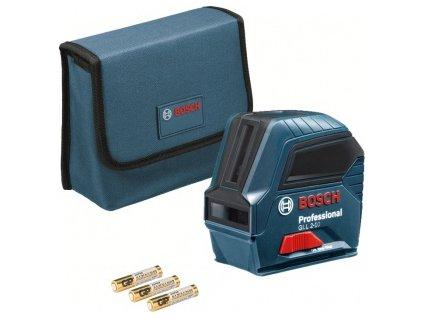 Křížový laser Bosch GLL 2-10 0601063L00
