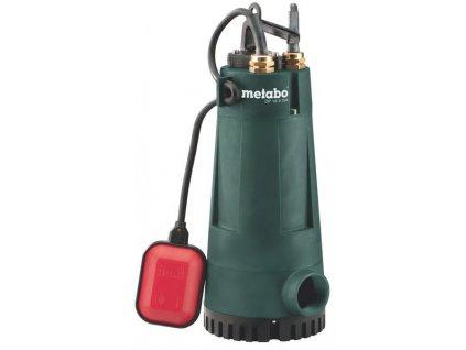 METABO DP 18-5 SA Čerpadlo na znečištěnou vodu  Rozšíření záruky na 3 roky zdarma.