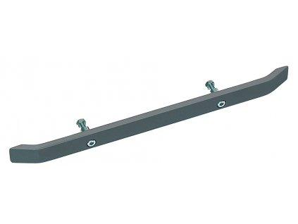 Upevňovací lišta 430 mm přední