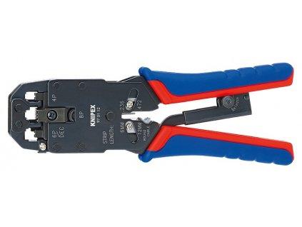Knipex Lisovací kleště pro konektory Western 200