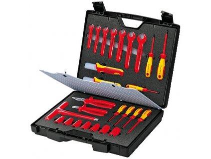 Knipex Standardní kufr 26-dílný