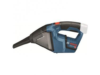 Bosch GAS 12V Professional Akumulátorový vysavač bez akumulátoru a nabíječky
