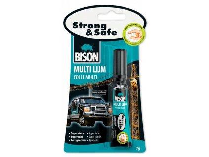 Lepidlo Bison Strong & Safe, 7 g