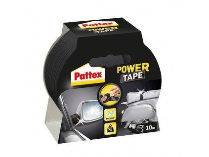 Páska Pattex® Power Tape, 50 mm, L-10 m, čierna