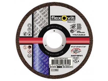 Kotúč flexOvit ThinCut F1379 125x1,6x22,2 mm, A46T-BF41