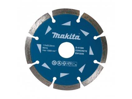 Makita D-41610 Diamantový kotouč na beton ?230mm