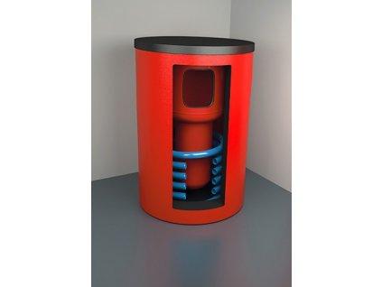 Akumulační nádrž s vnořeným zásobníkem s výměníkem ATTACK HRS2000K