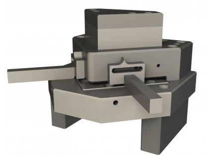 Děrovací nástroj pro vrubování max. 100x100x3mm